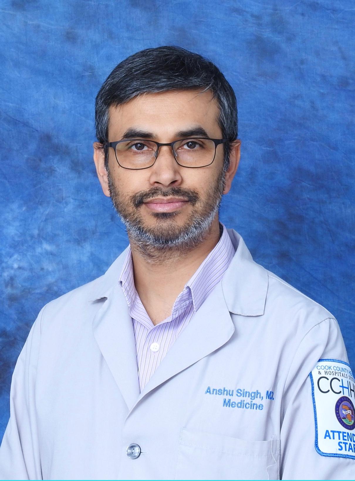 Anshu Singh, MD