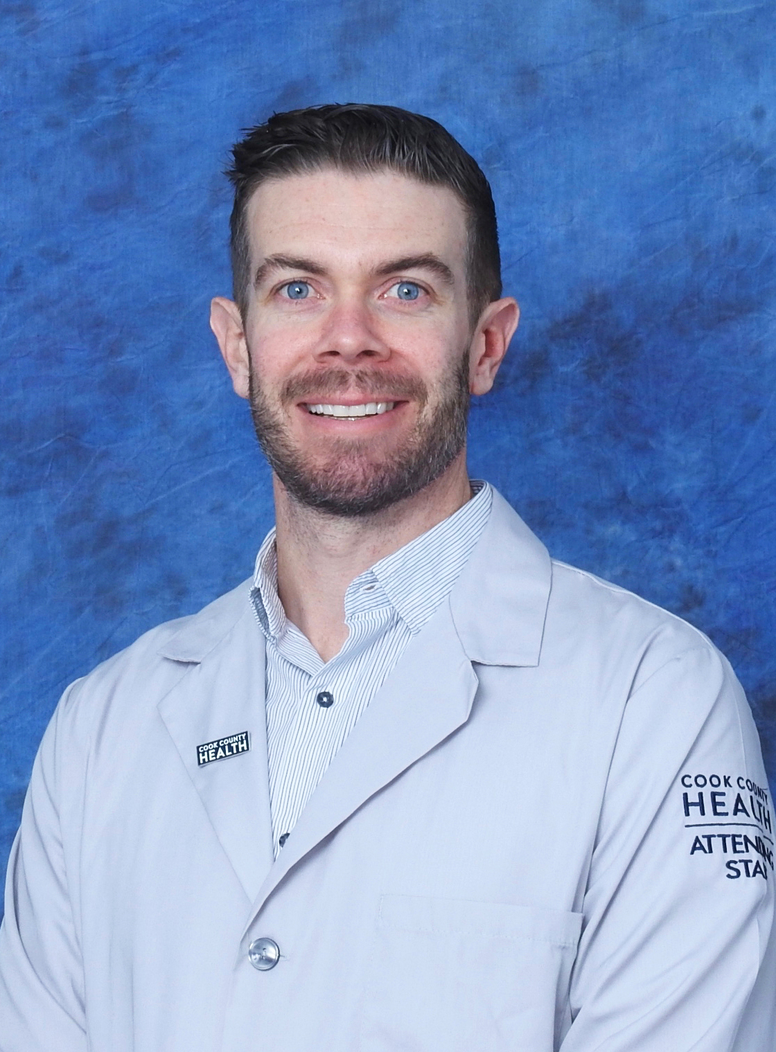 Benjamin P. Caughlin, MD, FACS