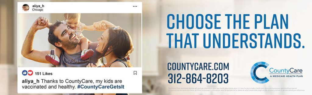 Cook County Health – We Bring Health Care to Your Community