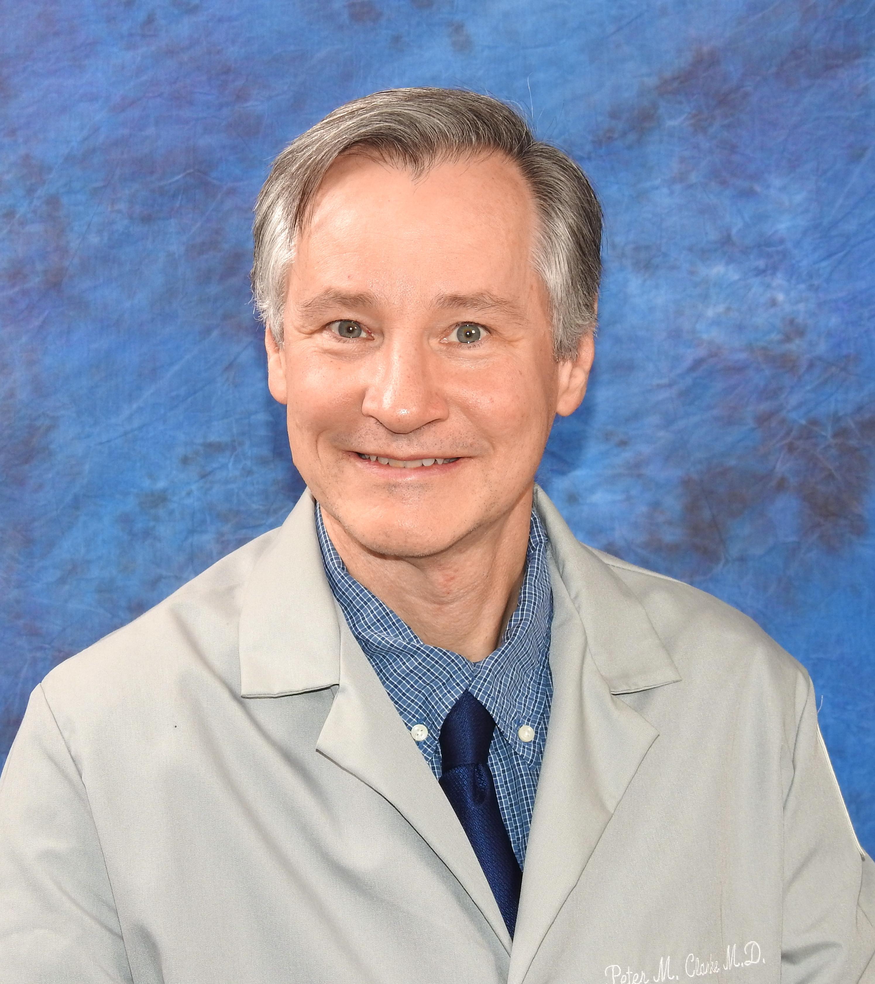Peter M. Clarke, MD