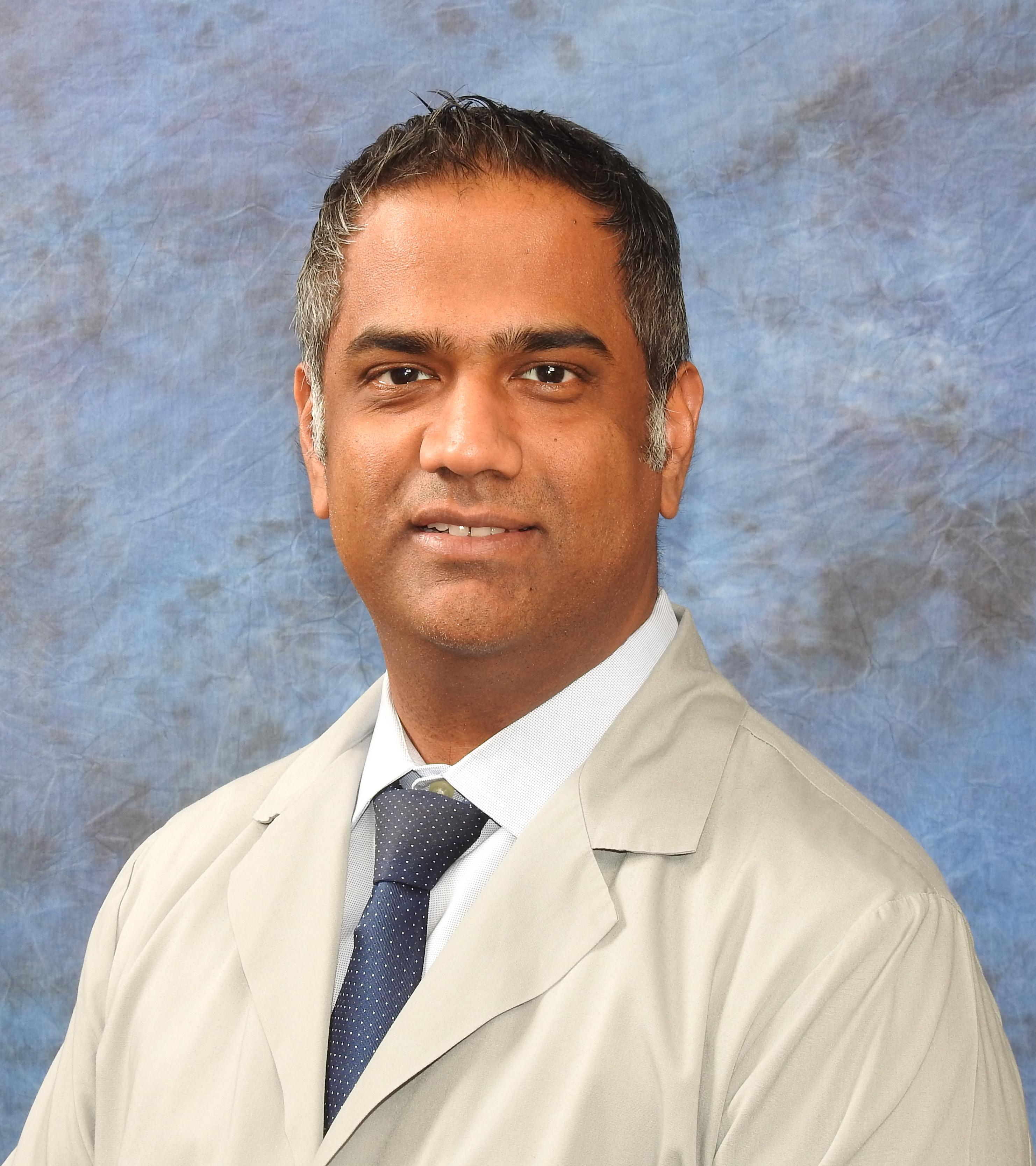 Ajaydas T Manikkan, MD