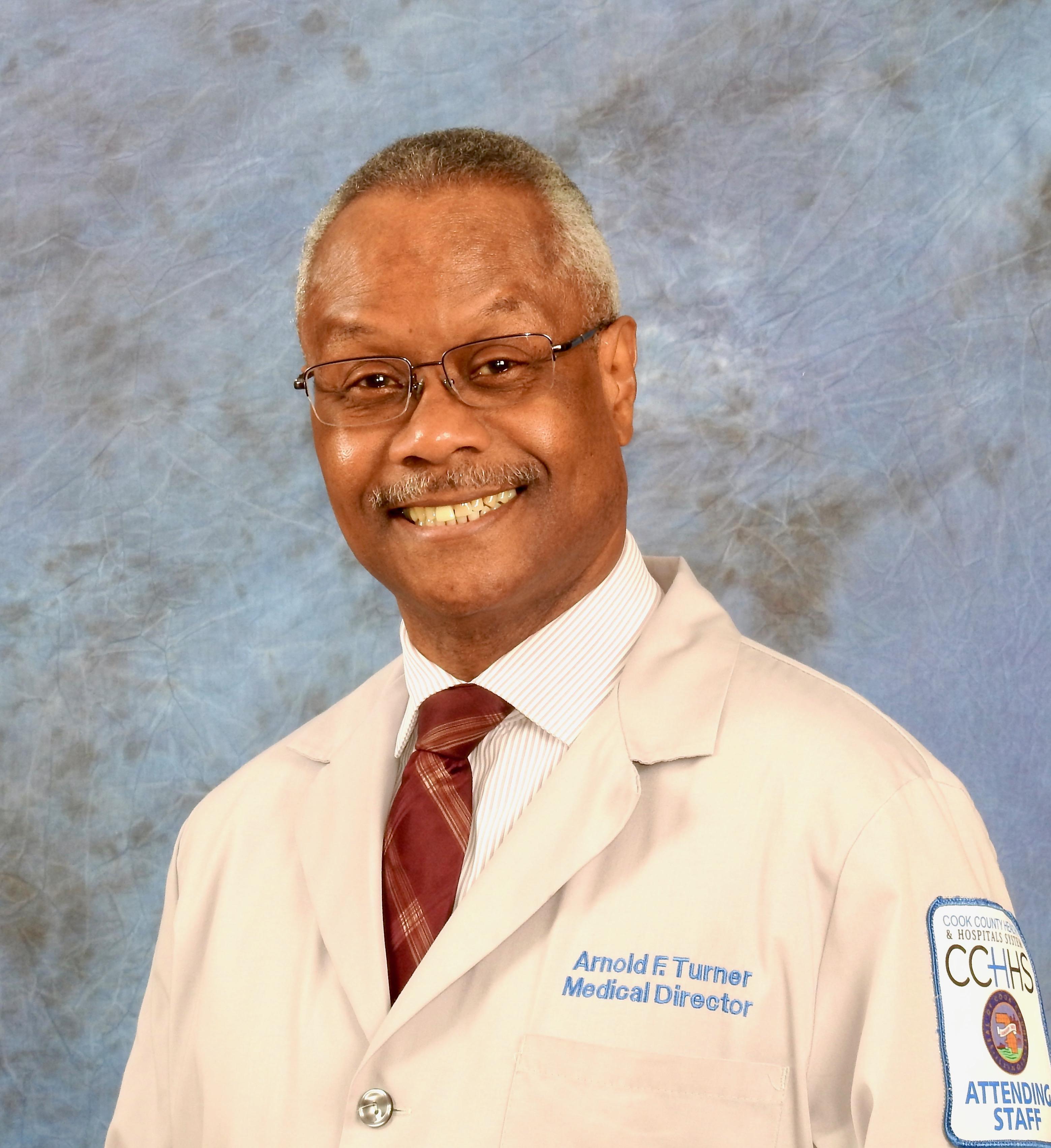 Arnold F Turner, MD