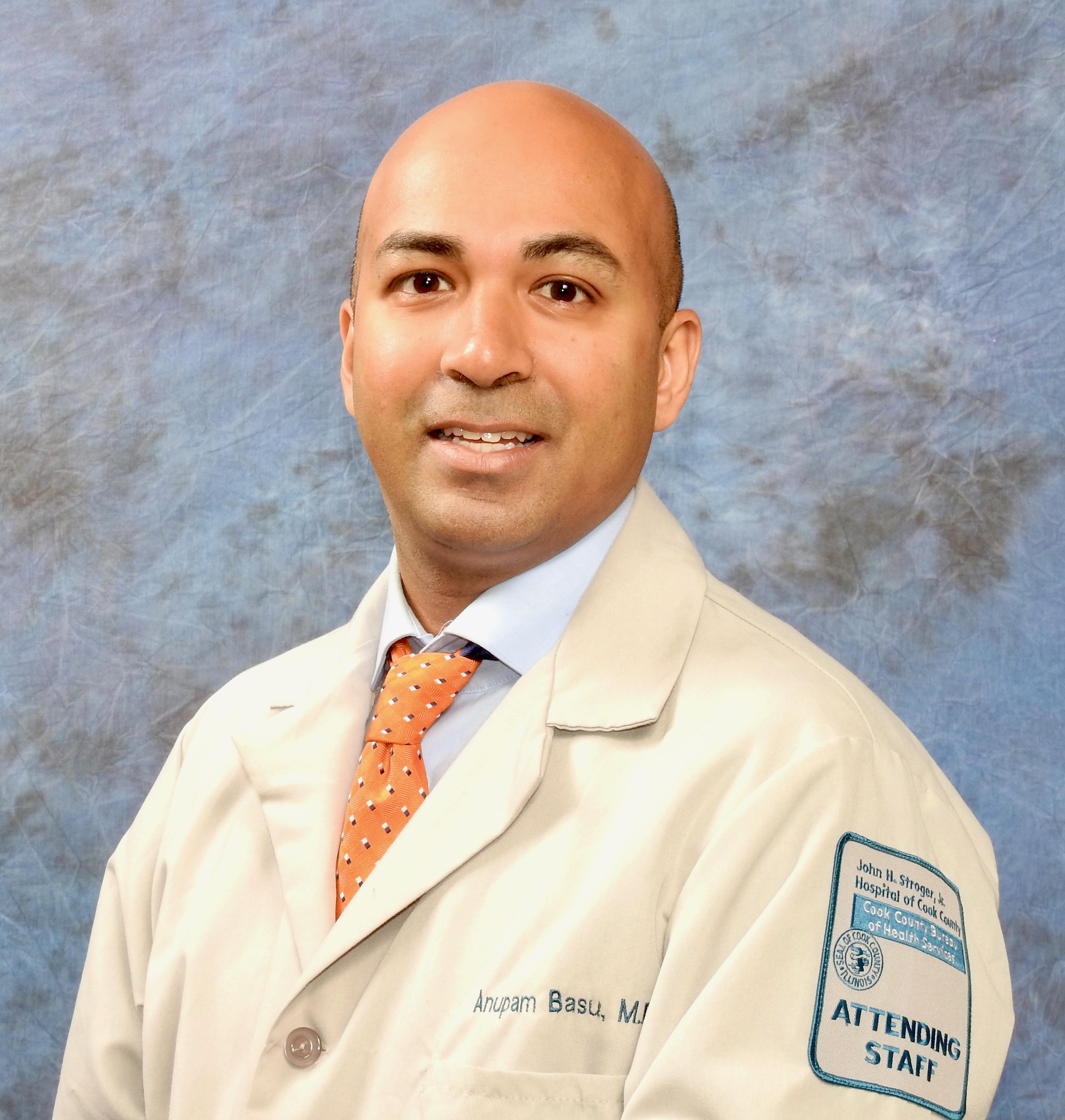 Anupam Basu, MD