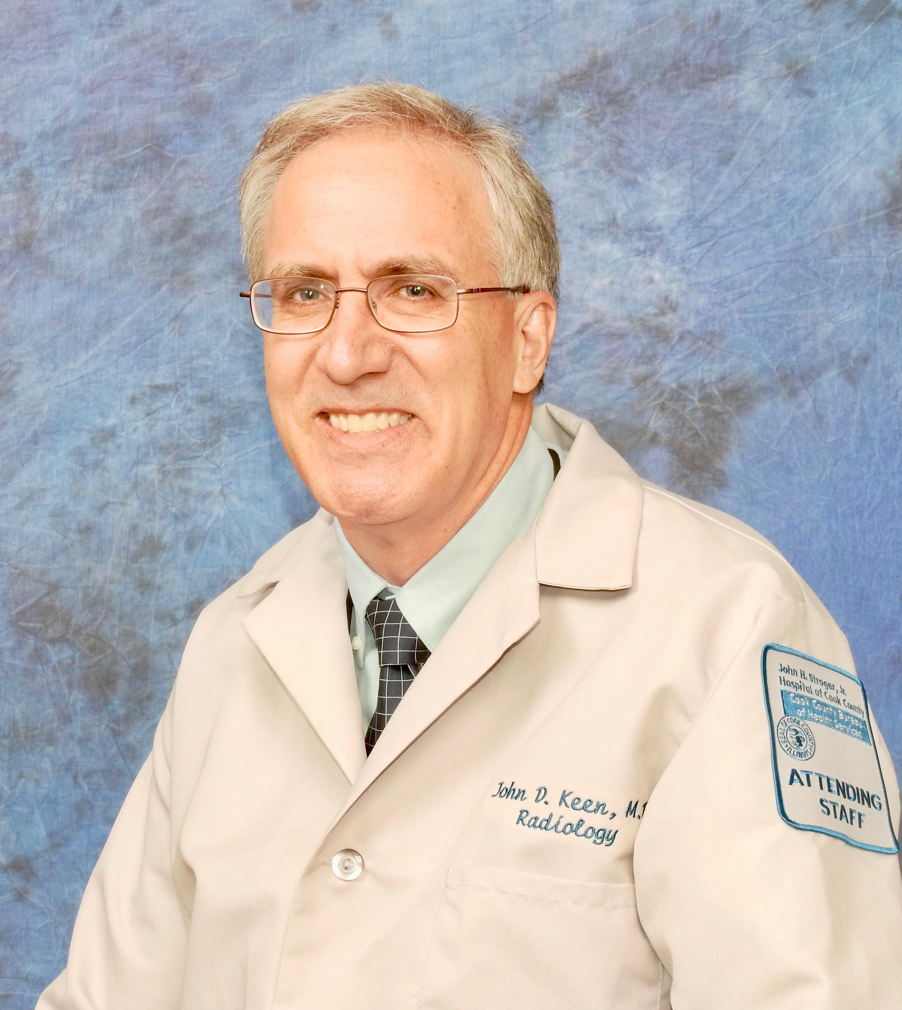 John D. Keen, MD