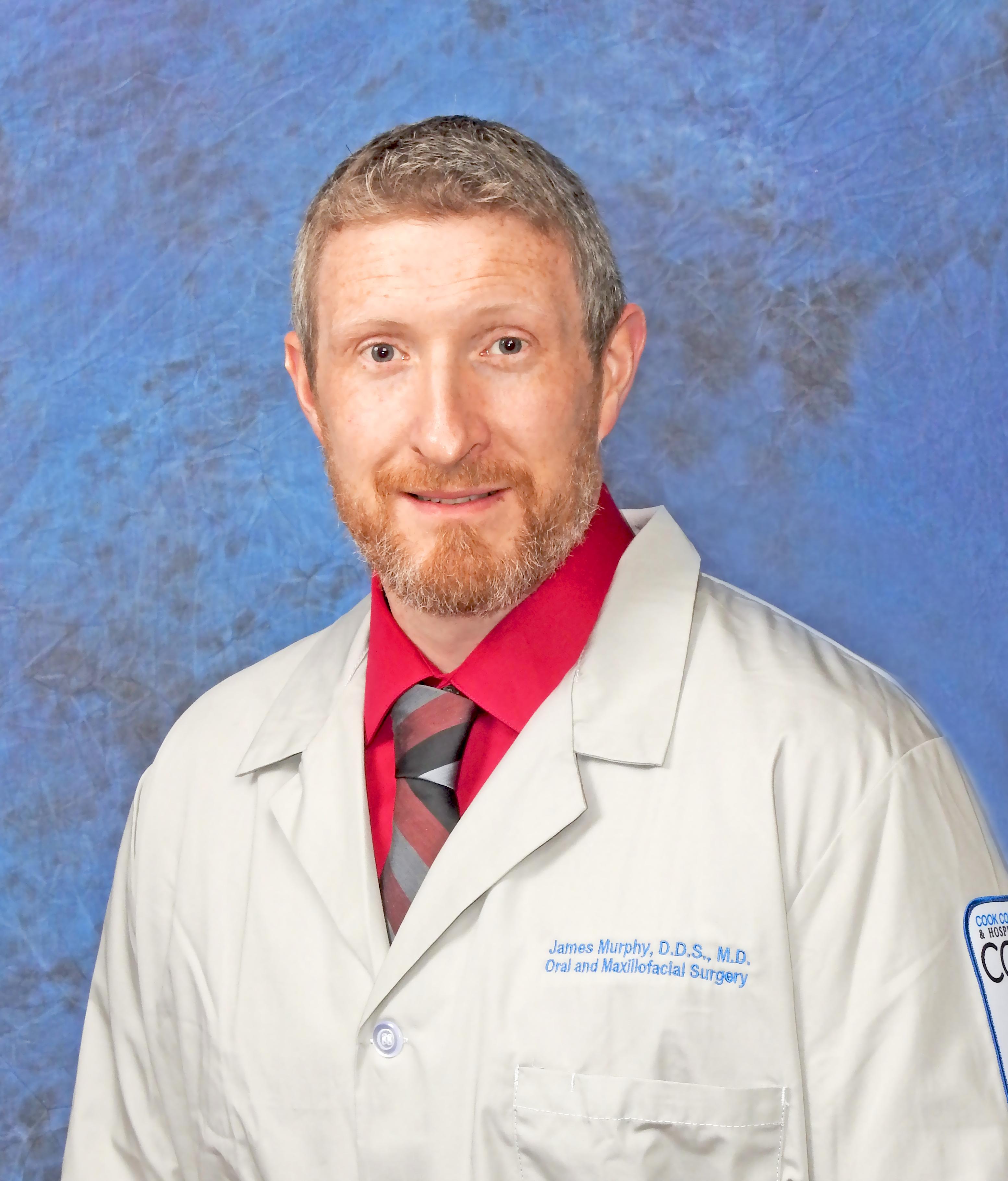 James A. Murphy, DDS, MD