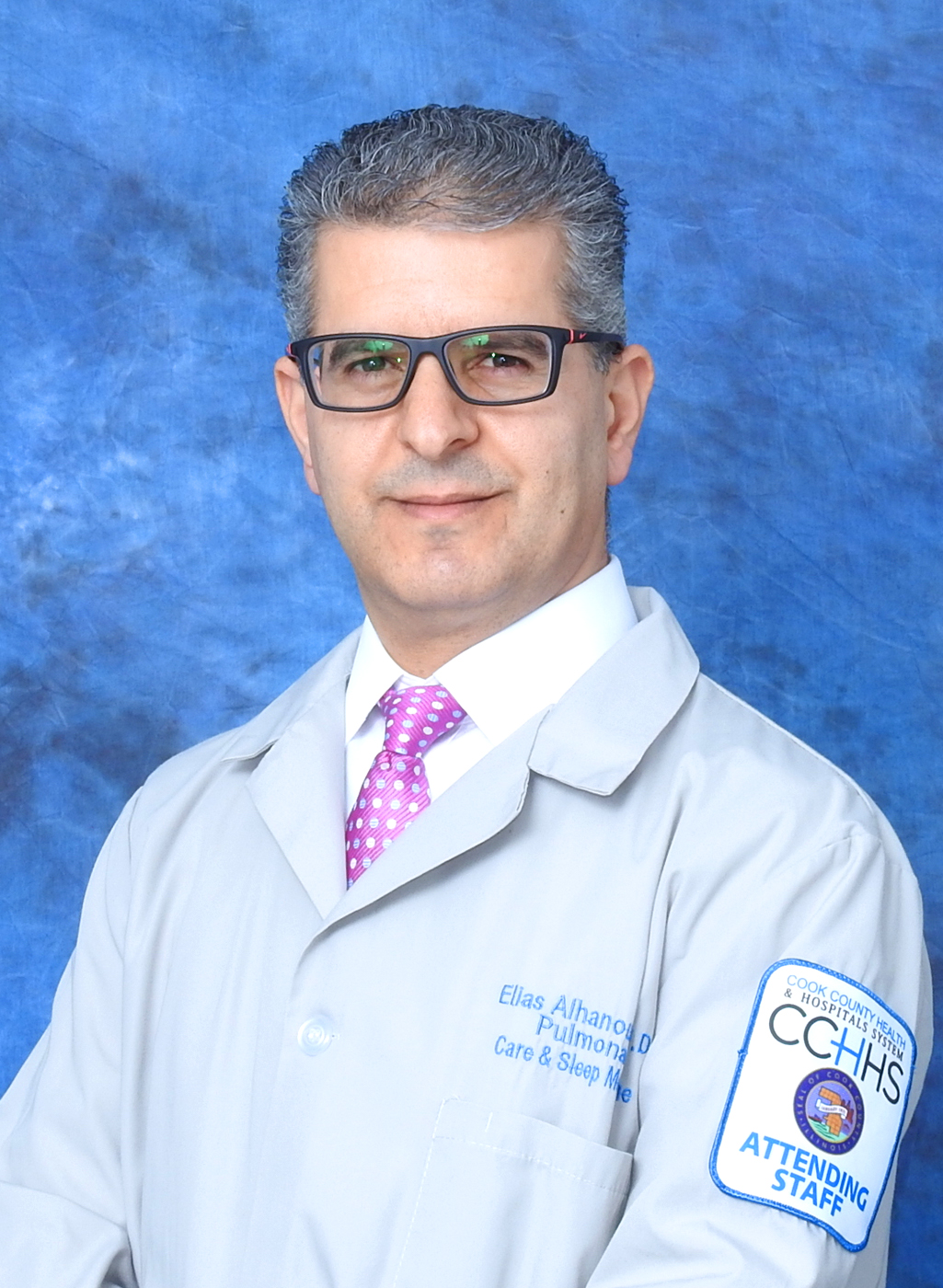 Elias Alhanoun, MD