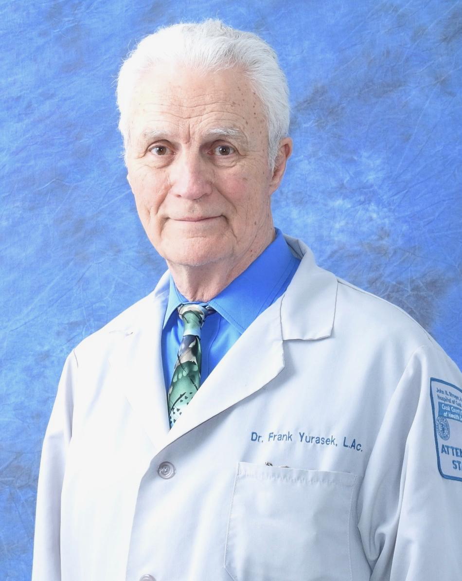 Frank Yurasek, Ph.D.