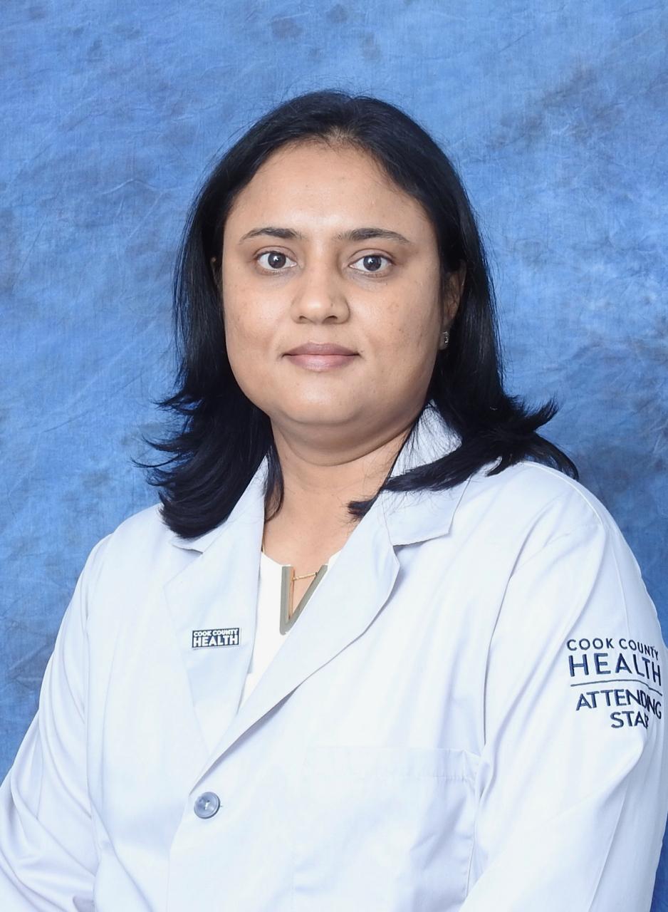 Rohini Chennuri, MD