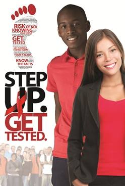 STEP UP, GET TESTED: Chicago for 5K