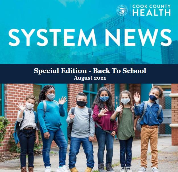 Special Edition: Back to School (August 2021)