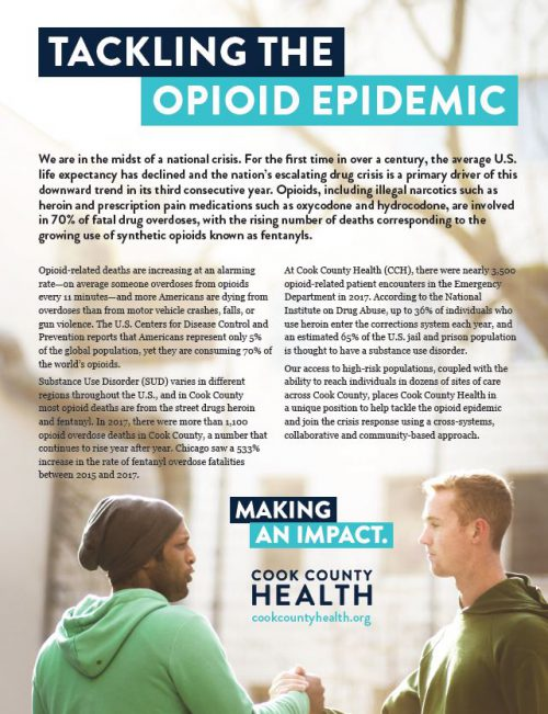 CCH Opioid White Paper Cover