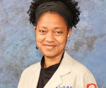 Pamela D Smith MD