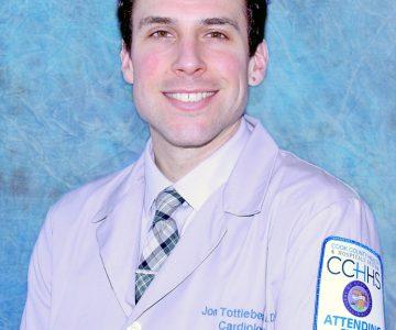 Dr Jonathan Tottleben