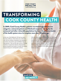 Transforming Health Cover Photo