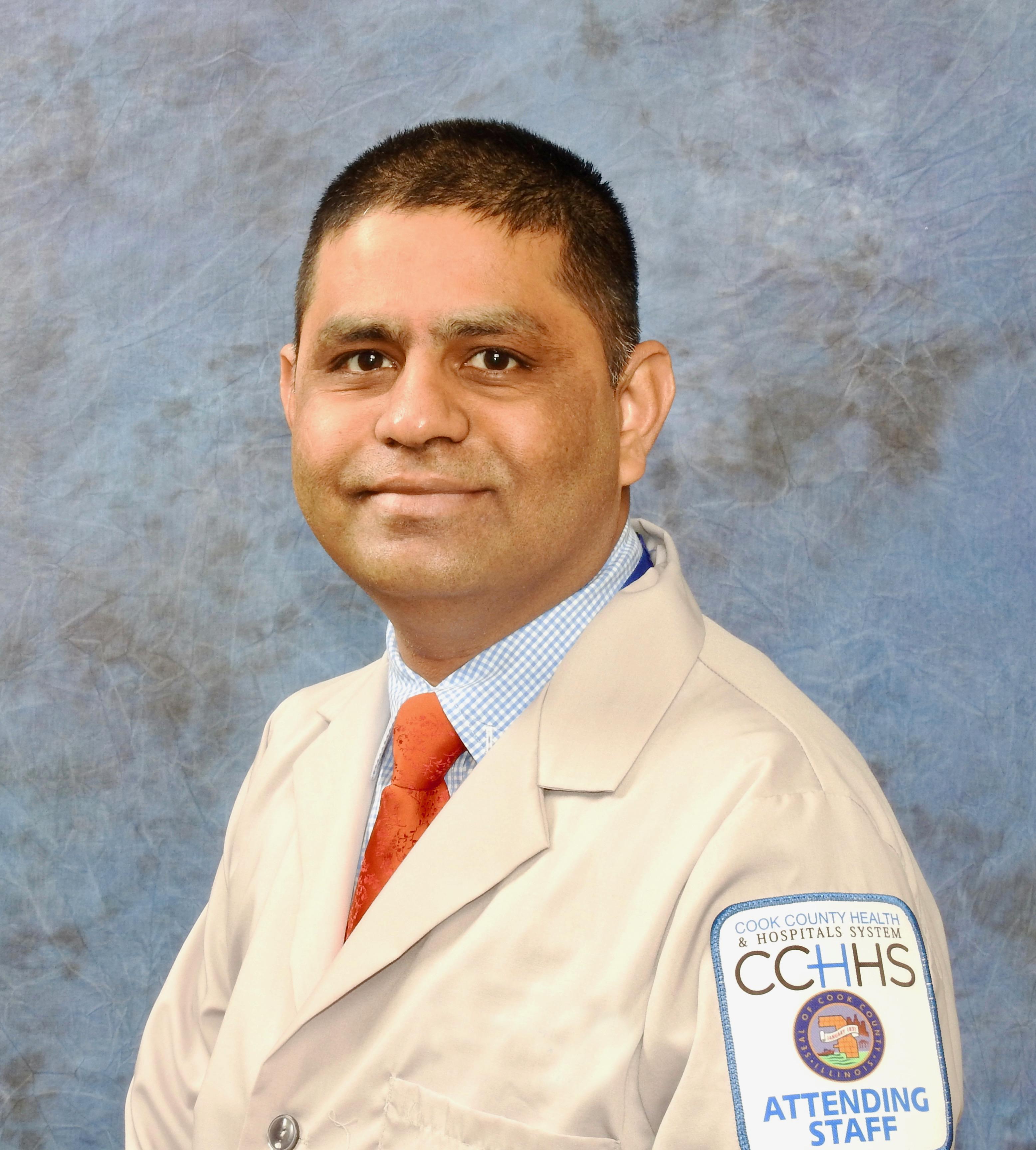 Janardhan Mydam, MD