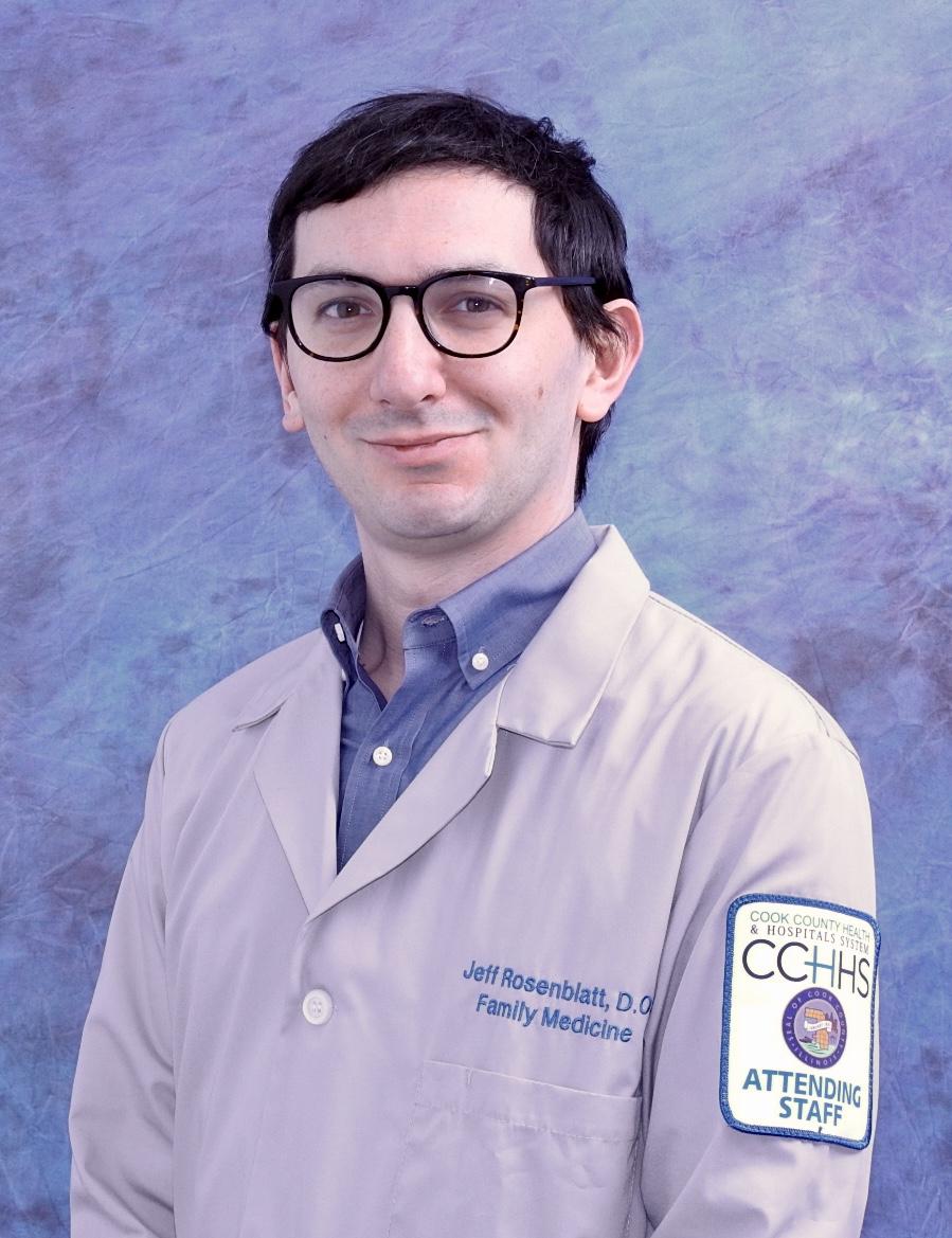 Jeffrey S Rosenblatt, DO