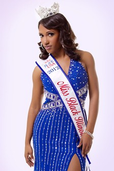 STEP UP, GET TESTED: Chicago for 5K Honorary Chair Imani Josey, Miss Black Illinois 2012