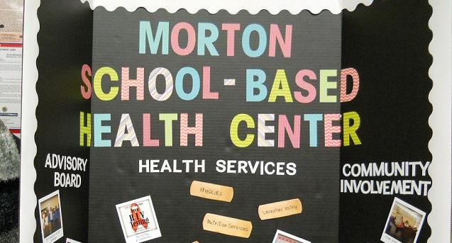 Morton East Adolescent Health Center - Cook County Health